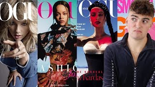 Reacting to September Issue Covers (MY MOST CONTROVERSIAL OPINIONS YET!)