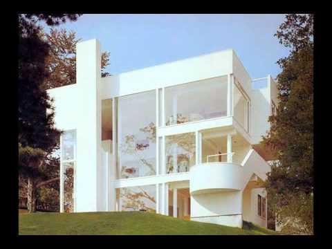 Great Architects - Richard Meier - 1984 Pritzker Prize Laureate
