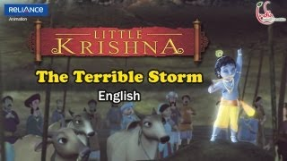 Video Little Krishna English - Episode 2 The Terrible Storm download MP3, 3GP, MP4, WEBM, AVI, FLV September 2018