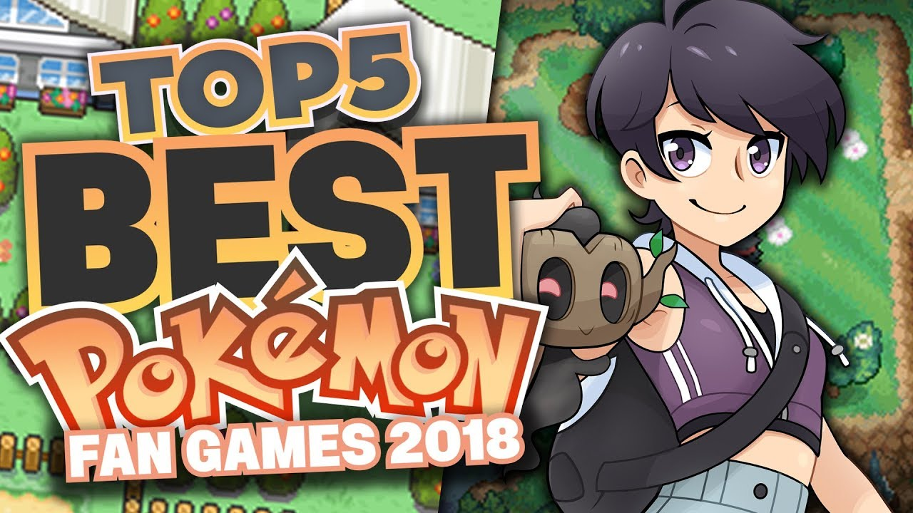 best pokemon fan games 2018