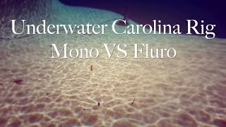 Download Video Underwater Carolina Rig - Mono VS Fluro MP3 3GP MP4