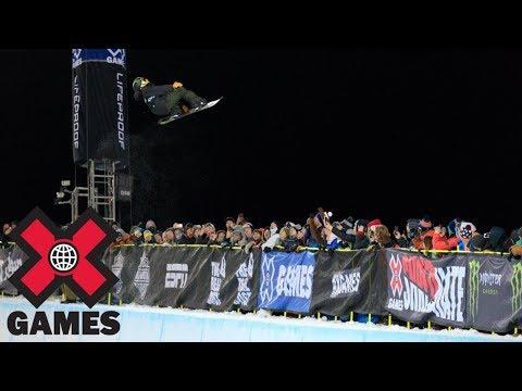 Ayumu Hirano makes history in gold-medal Snowboard SuperPipe run at Aspen 2018 | X Games | ESPN