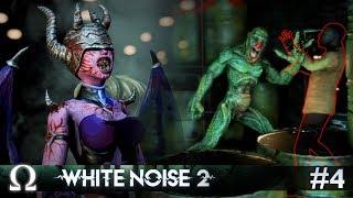 WHITE NOISE JUST GOT SCARIER! | White Noise 2 #4 Ft. Jiggly, Satt, Ze, Chilled