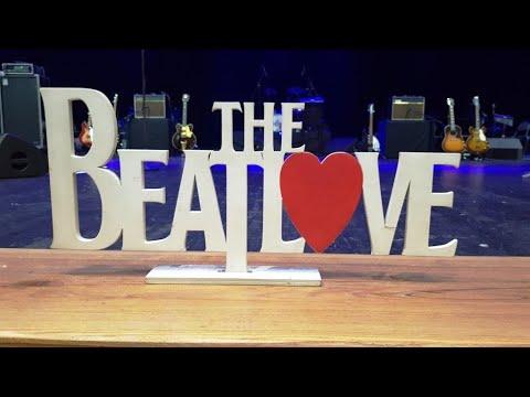 Концерт  The BeatLove и оркестра Глобалис в Crocus City Hall 24.01.2020г.