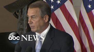 john boehner blasts republican false prophets