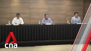 Singapore tightens COVID-19 rules for safe distancing, higher-risk travellers | Full news conference
