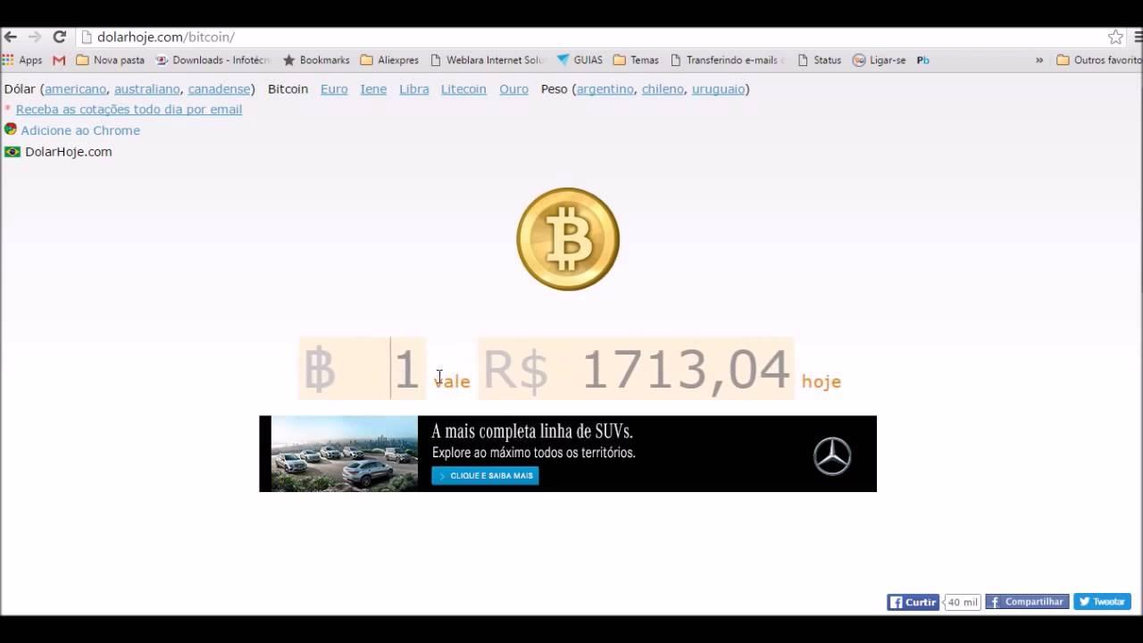 Converter Bitcoin Para Real You