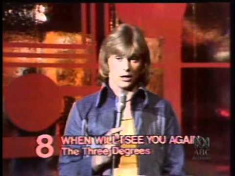 First Colour Countdown | 1 March 1975, ABC TV