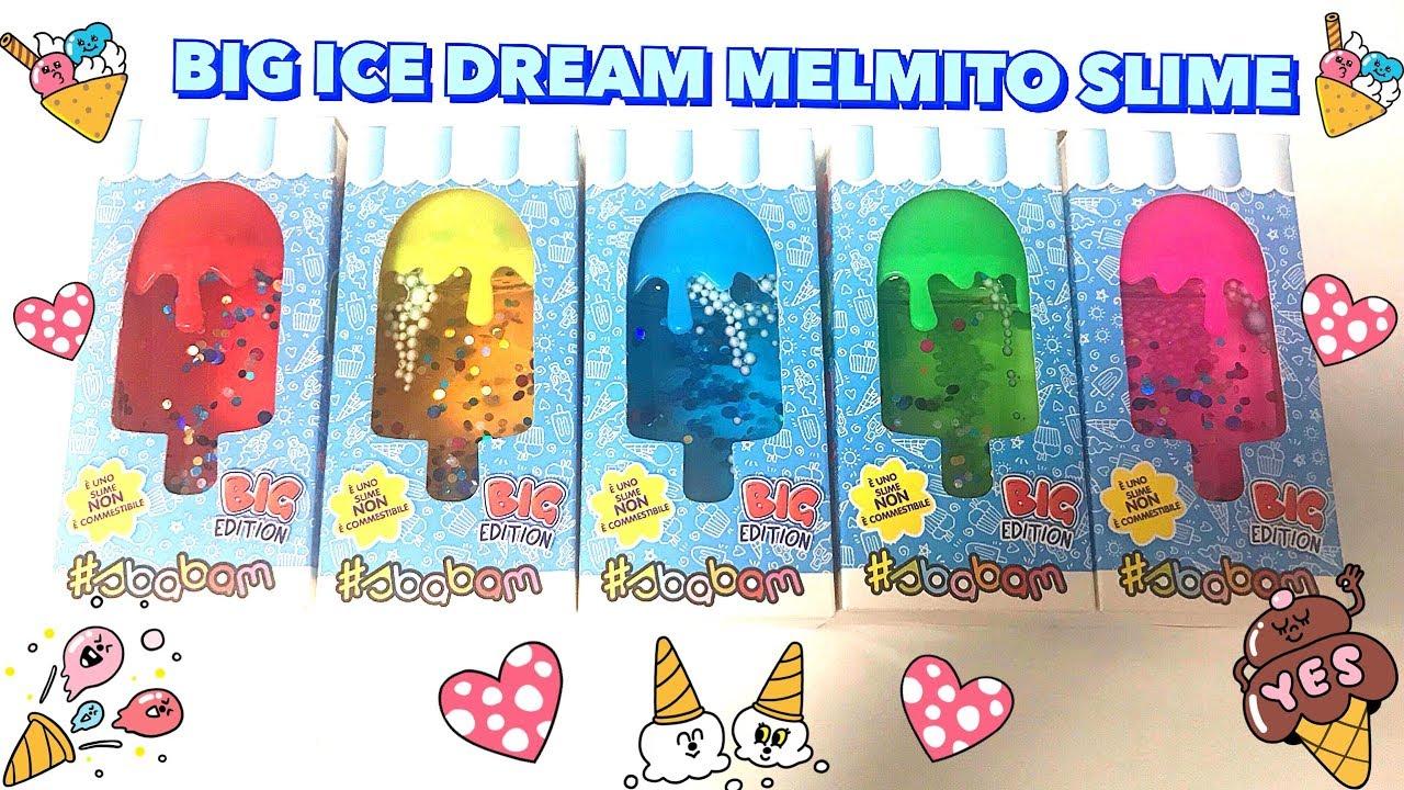SBABAM/ 1 /Slime Big Ice Dream