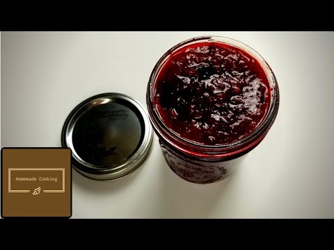 Plum Jam -  How To Make Easy And Quick Plum Jam
