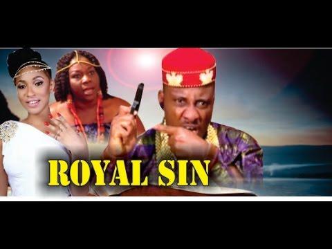 Royal Sin   - Nigerian Nollywood Movie