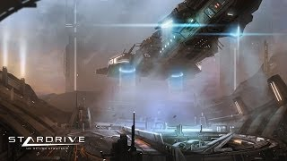 starDrive обзор и мини-прохождение