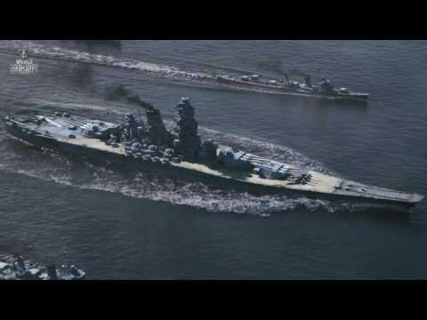 World Of Warships - Yamato Last Battle (Duty Calls) [CGI]