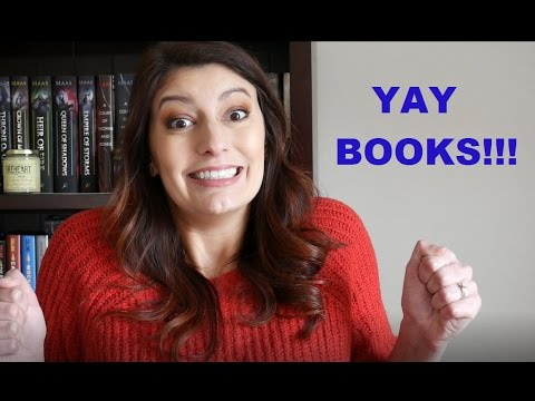 Most EXCITING Book Releases- Winter 2017