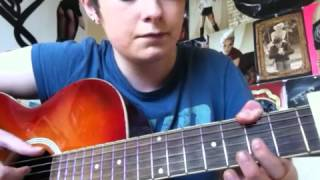 What Makes You Beautiful TUTORIAL - Bridge (Part 2) - Boyce Avenue