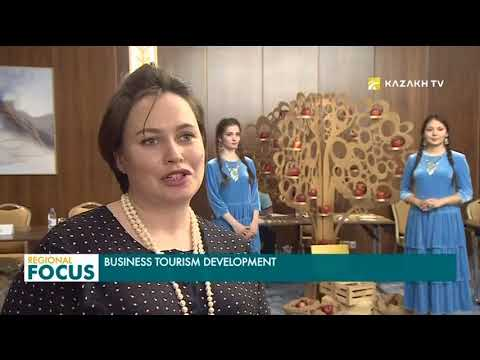 Kazakhstan is set to become the center of business and event tourism in Central Asia