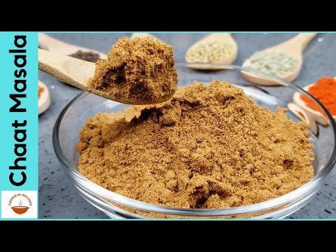 Chaat Masala Recipe | Homemade Chaat Masala Recipe In Urdu Hindi | Flavour Of Desi Food – EP 26