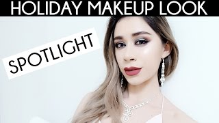 HOLIDAY MAKEUP SPOTLIGHT LOOK