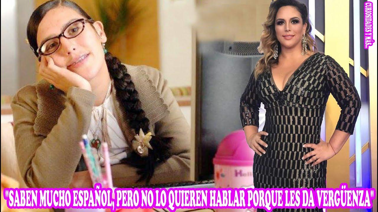 """ANGÉLICA VALE REVELA QUE SUS HIJOS NO HABLAN """"ESPAÑOL"""" POR ESTA RAZÓN"""