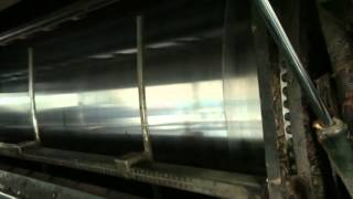 How many damages on the printing Cylinders