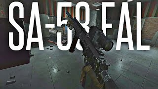 SA-58 FAL is the BEST - Escape From Tarkov PVP Gameplay