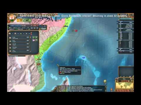 EU IV: Westernizing Hindustan Day 8 Pt 3 of 3