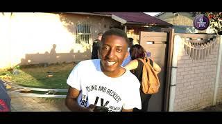 Tshego feat. King Monada - No Ties ( Behind The Scenes with Massiv Metro TV)