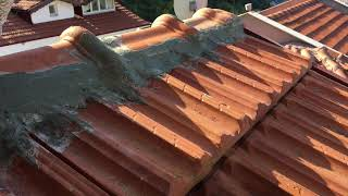 Çatı su izolasyonu nasıl yapılır. Çatı su akıtıyor. Çatı tamiri nasıl yapılır. Fayans yapıştırıcısın