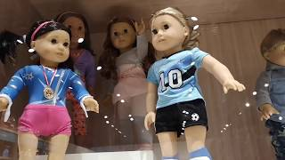 American Girl Doll and Baby Alive Shopping At Toys R US and Indigo Kids