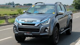 The new 2019 Isuzu D-max Boondock 4×2 AT ▪ Philippines