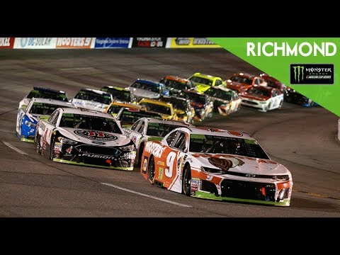 Monster Energy NASCAR Cup Series – Full Race – Federated Auto Parts 400