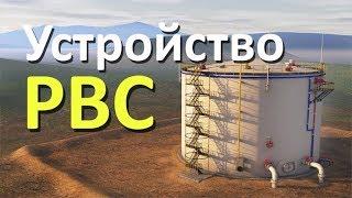 видео подземный резервуар для нефтепродуктов