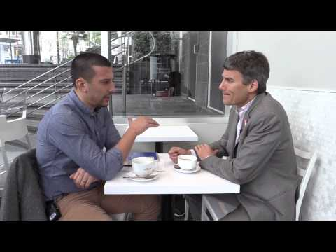 Coffee with Vancouver Mayor Gregor Robertson