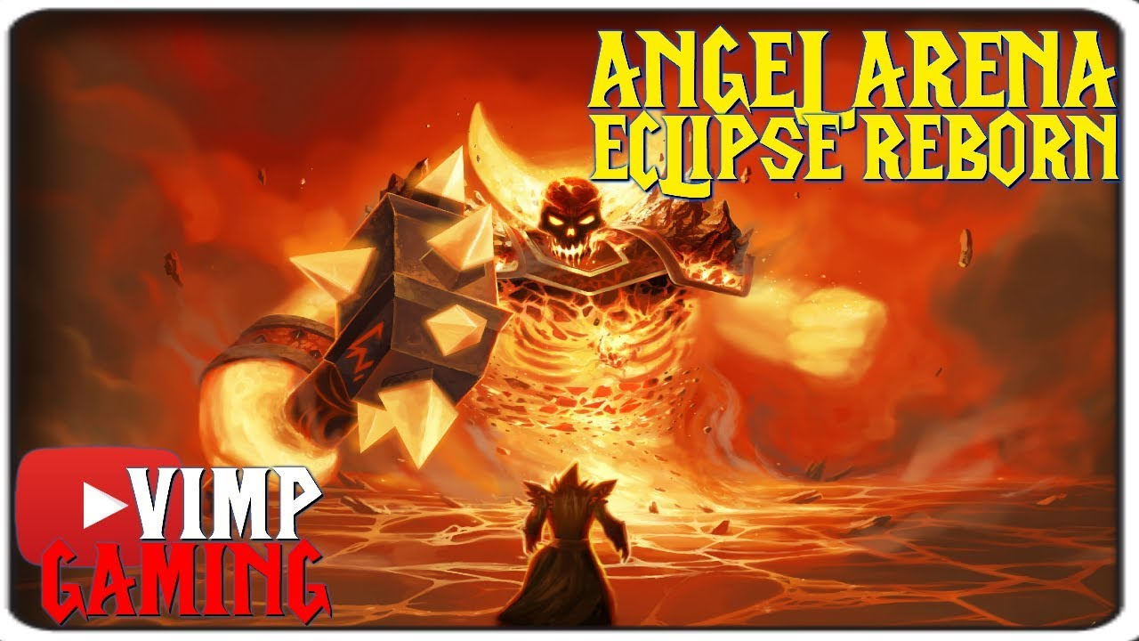 Warcraft 3 | Angel Arena Eclipse Reborn | Funeling Strategy