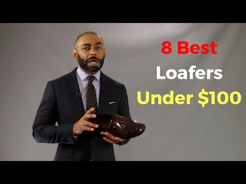 8 Best Loafers Under $100