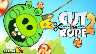 Bad Piggies - Cut The Rope 2 Gameplay Walkthrough