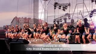 Dni Działdowa 2018. City Shake Roztańczone Miasto