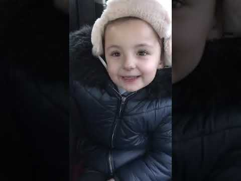 5 year old ,singing mans not hot by big shaq