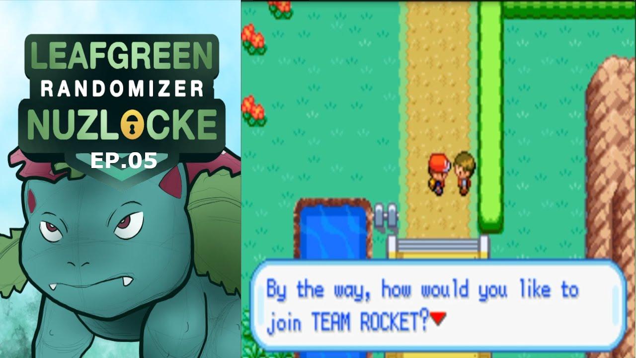 Will I join Team Rocket? - Pokemon Leaf Green Randomized