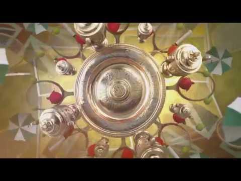 Wimbledon 2017 BBC Intro clip