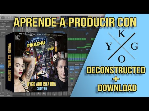 Kygo, Rita Ora - Carry On (Deconstructed + Download)