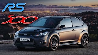 Ford Focus RS500 Review: A Fond Farewell To A FWD Beast