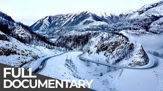 World's Most Dangerous Places: Coldest Road, Trip Antarktis, Wittenoom | Free Documentary