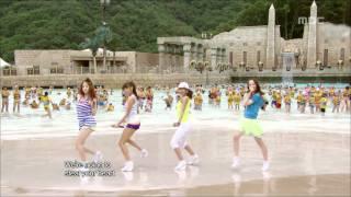 Sistar - Push Push, 씨스타 - 푸쉬 푸쉬, Music Core 20100626