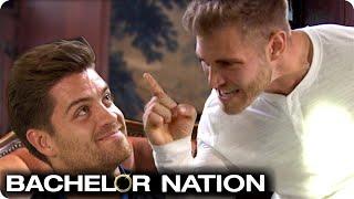 Luke P's Wild Outburst Against Garrett! | The Bachelorette US