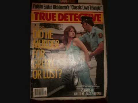 Detective Magazines Covers: 1970-1988 Part One