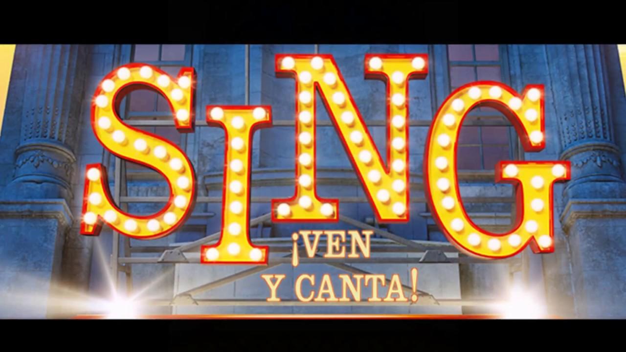Sing: ¡Ven y canta! (2016) Blu-Ray RIP HD Latino - Hackstore