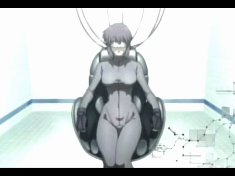 Ghost In The Shell - Solid State Society Opening