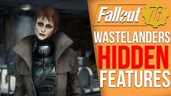 Fallout 76 Wastelanders - 10 More Features the Update Never Tells You About (Tips and Tricks)