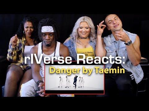 rIVerse Reacts: Danger by Taemin - MV Reaction
